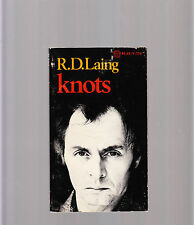 LOT 3 R.D.LAING-KNOTS-1ST VIN ED 1972-CLASSIC + SELF 1971 & DIVIDED SELF 1970