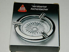 rare ancien VINTAGE CENDRIER HB INTERNATIONAL ASHTRAY Aschenbecher