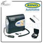 Ring 12v Car Automatic Digital Tyre Air Compressor Inflator Electric Pump RAC600