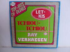 RAY VERHAEGEN Let-kiss Tchiou tchiou RAINBOW 83 17