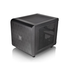Thermaltake Core V21 Mini-Tower mATX Gehäuse schwarz USB3.0 (o.NT.)