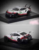 Spark 1/64 Scale Porsche 911 RSR GTE  24h Le Mans 2018 #94 R.Dumas Y124