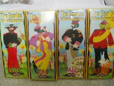 The Beatles Yellow Submarine Figures Assembly kits