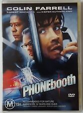 PHONE BOOTH (2002) DVD (#DVD00121)