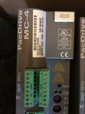 PAC DRIVE MC-4 MC-4/11/10/400 ELAU