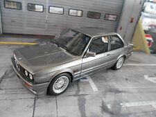 BMW 3er Reihe Alpina Tuning E30 C2 2.7 grau grey 1985 Resin OTTO RAR 1:18