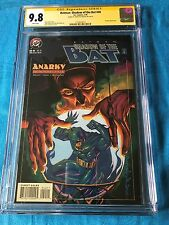 Batman: Shadow of the Bat #40 - DC - CGC SS 9.8 - Signed by Brian Stelfreeze