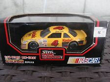RACING CHAMPIONS NASCAR 1:43 SCALE # 4 ERNIE IRVAN DIE-CAST CAR KODAK FILM