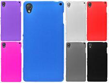 T-Mobile Sony Xperia Z3 TPU CANDY Gel Flexi Skin Phone Case Cover +Screen Guard
