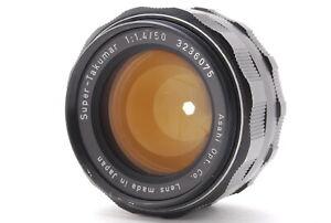 【Excellent+++】Asahi super Takumar  50mm f/1.4 35mm SLR Lens from Japan - # 59