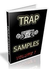 Trap Sample Collection-STEINBERG HALION, CUBASE, NUENDO FXP - 2 DVD - 7.8 Go