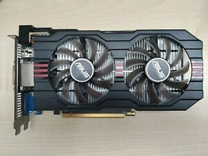 ASUS NVIDIA GEFORCE GTX 650 TI with 1GB of GDDR5 RAM (Model name GTX650TI-1GD5)