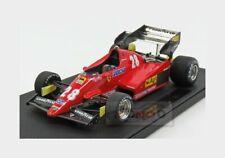 Ferrari F1 126C2B #28 Season 1983 Rene Arnoux GP REPLICAS 1:18 GP033B