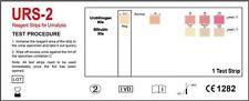 5x tiras de prueba de función hepática CE (sellados individualmente)