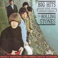 Rolling Stones Big Hits Hide Tide Green Grass 180g DSD Hi Quality Vinyl