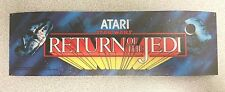 Return of the Jedi marquee sticker. 2.75 x 9.25. (Buy 3 stickers, Get One Free!)
