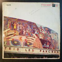 Trio Los Panchos (Gil Navarro y Albino) Vinyl Record LP
