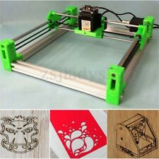 500MW 20*17cm Desktop Laser Cutting Engraving Engraver Machine Printer DIY Kit