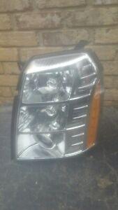 For 2009-2014 Cadillac Escalade ESV Headlight Assembly OEM LEFT