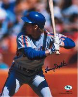 Lenny Dykstra Autographed Signed 8x10 Photo Mets Phillies (JSA PSA Pass)