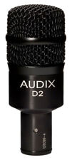 Audix D2 Handheld Dynamic Instrument Mic