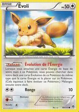 Evoli - XY:Poings Furieux - 80/111 - Carte Pokemon Neuve Française