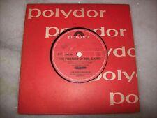 "7"" Single 45 - JON AND VANGELIS - BESIDE - 1981 - Brazil"