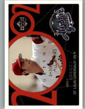 2003 Upper Deck 40-Man BASE 804-989, PARALLEL Baseball Cards Pick From List