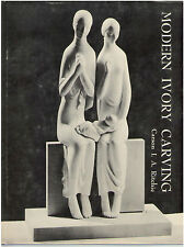 Modern ivory carving by Ritchie, Carson I. A
