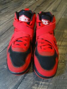 AIR FORCE MAX CB 2 HYPERFUSE 'UNIVERSITY RED' Size 9