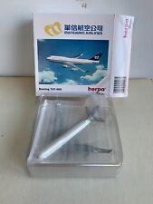Herpa Wings 511261 Boeing 747-400 Mandarin Airlines 1:500