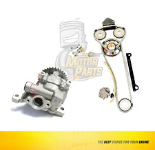 Timing Chain & Oil Pump For Suzuki Chevrolet Vitara 1.8 2.0 L J18A J20