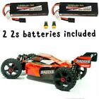 COMBO Team Corally 1/8 Radix XP W/ 2 2S LIPO BATTERIES INCLUDED 4WD BRUSHLESS