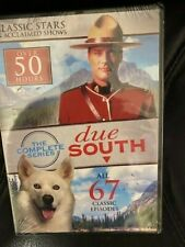 Due South the Complete Series dvd 67 episodes Brand New!