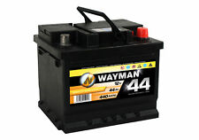 WAYMAN Autobatterie W44 12V 44AH 440A Starterbatterie L 207mm B 175mm H 175mm