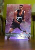Tim Duncan 1997-1998 Metal Universe Rookie Card #66 RC Spurs GOAT HOF-PSA 10?!🔥