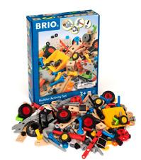 BRIO 34588 Builder Activity Set.FreePost.Ship from Melbourne.