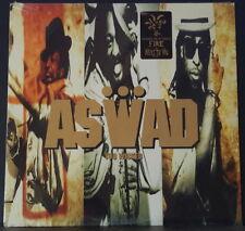 ASWAD - TOO WICKED 1990 REGGAE RECORD STILL SEALED MANGO 539 883-1 US PRESSING
