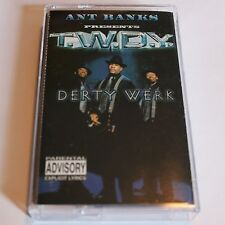 Ant Banks Pres T.W.D.Y. Derty Werk Cassette Rap Tape Hip Hop SF Bay Area G Funk