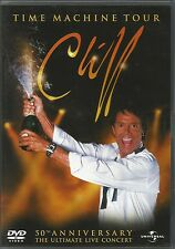 Cliff Richard - 50th Anniversary Time Machine Tour (DVD, 2008) FREE SHIPPING