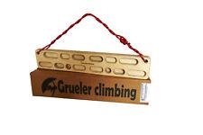 Grueler climbing classic hang board, Fingerboard, climbing holds training