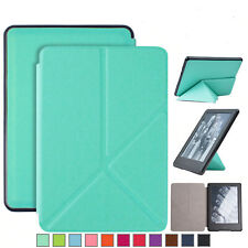 Kindle Paperwhite 1/2/3 & 4 (10th Gen) Ultra Slim Origami Multi Fold Cover Case