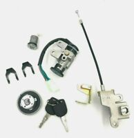 NEW GY6 50cc Ignition Switch Key Lock Gas Tank Cap Set FOR Scooter Moped TaoTao