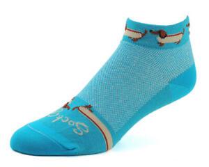 "Sockguy 1"" Socks (Weiner Dog)"