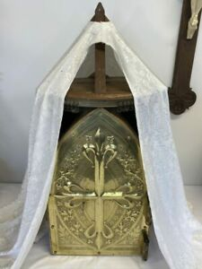 Brass Dome Tabernacle – Late 18th Century - Stunning Piece