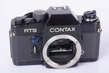 Contax RTS Gehäuse Body 35mm black 005465