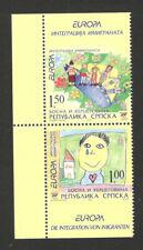 BOSNIA SERBIA - MNH PAIR AUT OF BOOKLET (A) - EUROPA CEPT - 2006.
