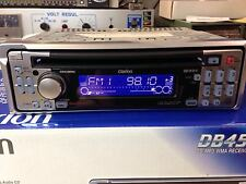 AUTORADIO CD CLARION DB45BRMC DA REVISIONARE