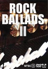 ROCK BALLADS + THE BEST OF HEAVY METAL VOL2 50  Music Videos DVD Rock Video Hits