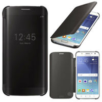 Housse Coque Etui Clear View Smart Cover pour Samsung Galaxy J5 SM-J500F/ J500FN